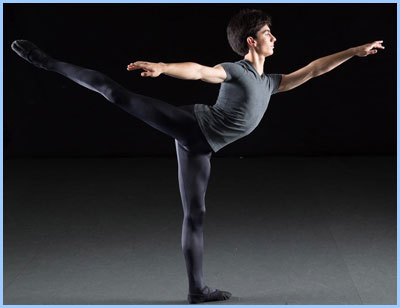 ballet classes for boys and girls in San Francisco